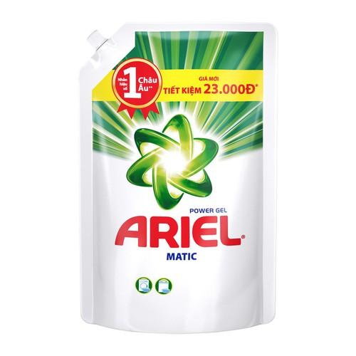 Nước giặt đậm đặc Ariel Matic 1,4kg