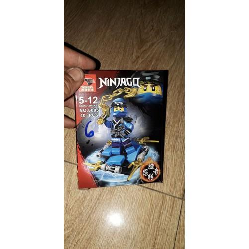 Lắp ráp NLego Ninjago Lốc xoáy 6005 mẫu 6