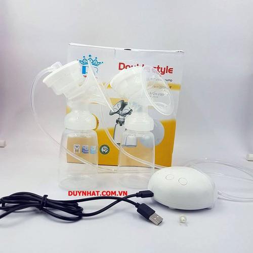 Máy Hút Tắc Tia Sữa Mẹ - Máy Hút Sữa RealBubee Anh Quốc