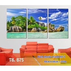 Tranh treo tường - tranh phong cảnh