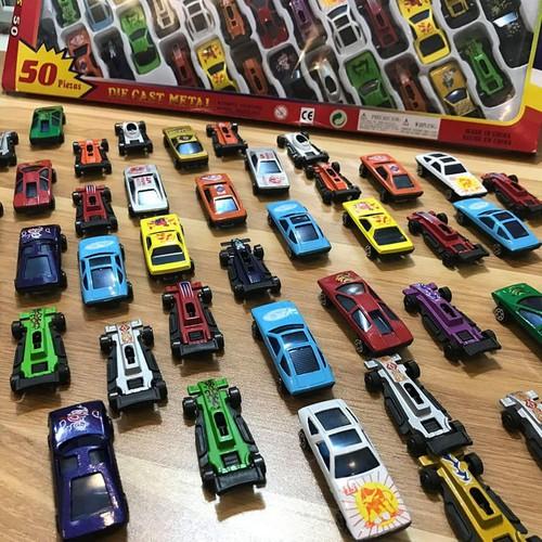 Set 50 xe ô tô mô hình bằng sắt cho bé - 7908138 , 16217763 , 15_16217763 , 140000 , Set-50-xe-o-to-mo-hinh-bang-sat-cho-be-15_16217763 , sendo.vn , Set 50 xe ô tô mô hình bằng sắt cho bé