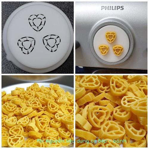 Khuôn nui hình tim dùng cho máy làm mì Philip s - 11291040 , 16217607 , 15_16217607 , 330000 , Khuon-nui-hinh-tim-dung-cho-may-lam-mi-Philip-s-15_16217607 , sendo.vn , Khuôn nui hình tim dùng cho máy làm mì Philip s