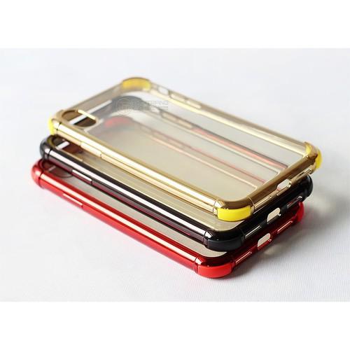 Ốp lưng Iphone XR viền màu chống sốc hiệu KST