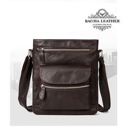 Túi da đeo chéo nam – BHM7118
