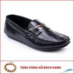 Giày lười nam   Giày lười nam đẹp   Giầy da nam  M97-T