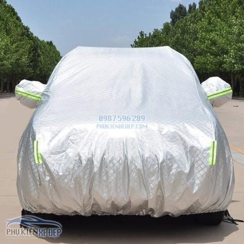 Bạt phủ xe ô tô, Áo trùm xe hơi 4 - 7 chỗ, bạt tráng nhôm 3 lớp chống mưa nắng | Bạt loại hàng Dày chất lượng - 4531288 , 16247103 , 15_16247103 , 650000 , Bat-phu-xe-o-to-Ao-trum-xe-hoi-4-7-cho-bat-trang-nhom-3-lop-chong-mua-nang-Bat-loai-hang-Day-chat-luong-15_16247103 , sendo.vn , Bạt phủ xe ô tô, Áo trùm xe hơi 4 - 7 chỗ, bạt tráng nhôm 3 lớp chống mưa nắn