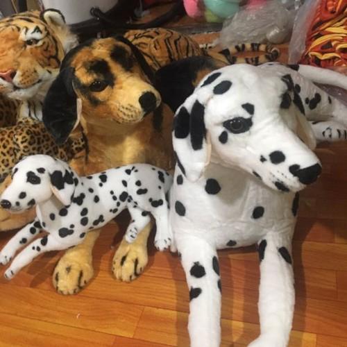 Chó mực in3D kích thước 70cm