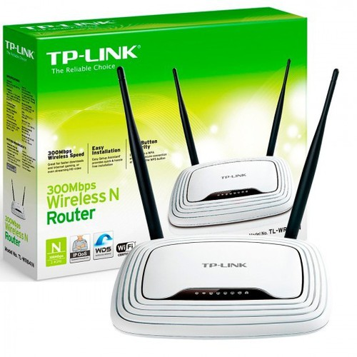 Bộ Phát Wifi TL-WR841N 300Mbs 2 Anten - 11075896 , 16243407 , 15_16243407 , 283000 , Bo-Phat-Wifi-TL-WR841N-300Mbs-2-Anten-15_16243407 , sendo.vn , Bộ Phát Wifi TL-WR841N 300Mbs 2 Anten