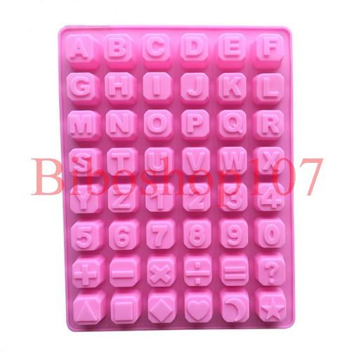 Khuôn silicon làm thạch rau câu, socola 48 ký tự chữ số - 4695404 , 16247476 , 15_16247476 , 45000 , Khuon-silicon-lam-thach-rau-cau-socola-48-ky-tu-chu-so-15_16247476 , sendo.vn , Khuôn silicon làm thạch rau câu, socola 48 ký tự chữ số
