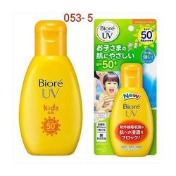 Kem chống nắng trẻ em Nhật bản Biore chính hãng 90g