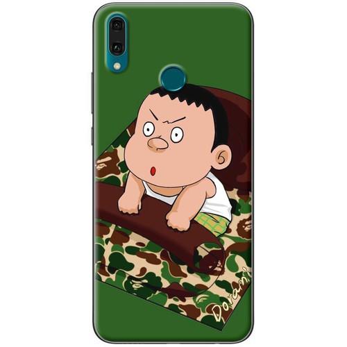 Ốp lưng nhựa dẻo Huawei Y9 2019 Chaien thức giấc