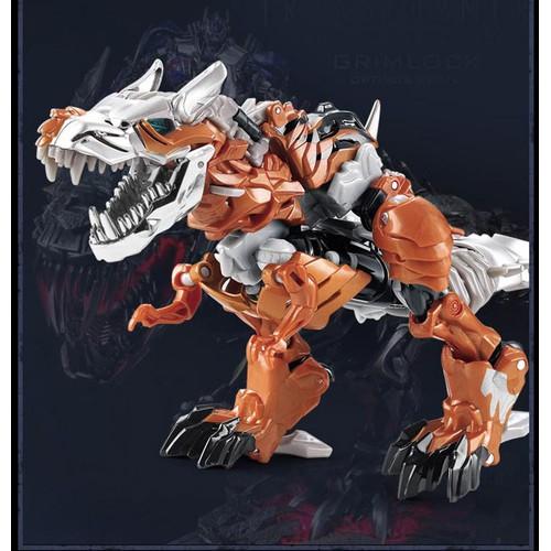 Mô hình chiến binh biến hình khủng long The Deformation Tyrannosaurus  Rex mẫu lớn