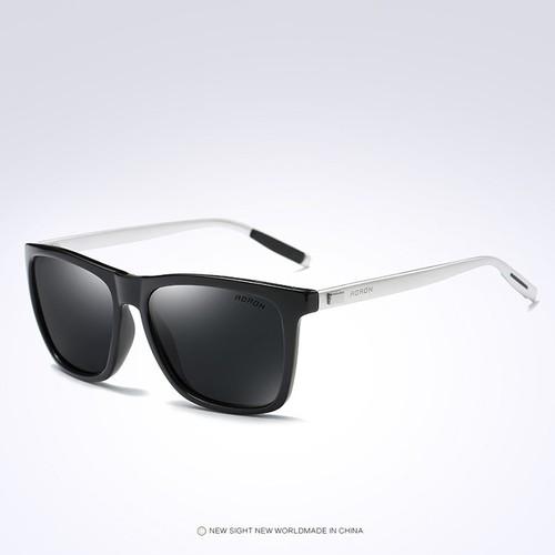 Kính râm, kính mát nam nữ, mắt kính phân cực polarized, chống tia UV hiệu AORON - Mã số: MK1902