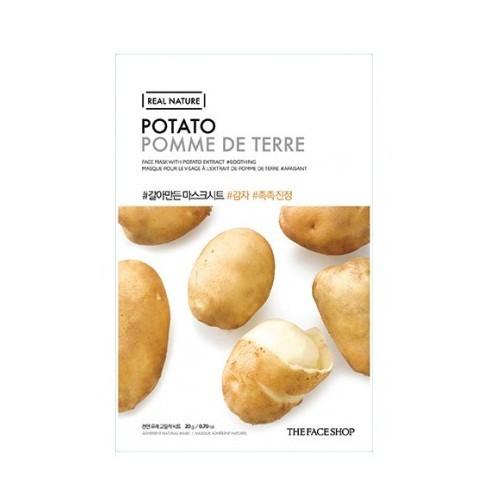 Mặt Nạ Giấy Cung Cấp Ẩm Và Dưỡng Sáng Thefaceshop Real Nature Mask Potato - 7570715 , 16240013 , 15_16240013 , 30000 , Mat-Na-Giay-Cung-Cap-Am-Va-Duong-Sang-Thefaceshop-Real-Nature-Mask-Potato-15_16240013 , sendo.vn , Mặt Nạ Giấy Cung Cấp Ẩm Và Dưỡng Sáng Thefaceshop Real Nature Mask Potato