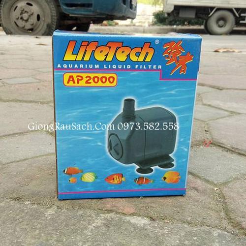 Máy bơm nước bể cá lifetech AP2000 - 4531609 , 16254975 , 15_16254975 , 135000 , May-bom-nuoc-be-ca-lifetech-AP2000-15_16254975 , sendo.vn , Máy bơm nước bể cá lifetech AP2000
