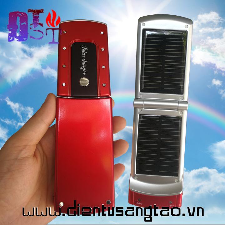 Sạc năng lượng mặt trời Mobile Style Đầy đủ phụ kiện