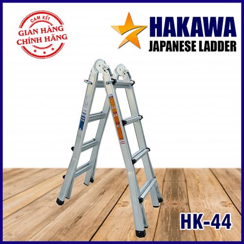 Thang nhôm gia đình Hakawa HK44