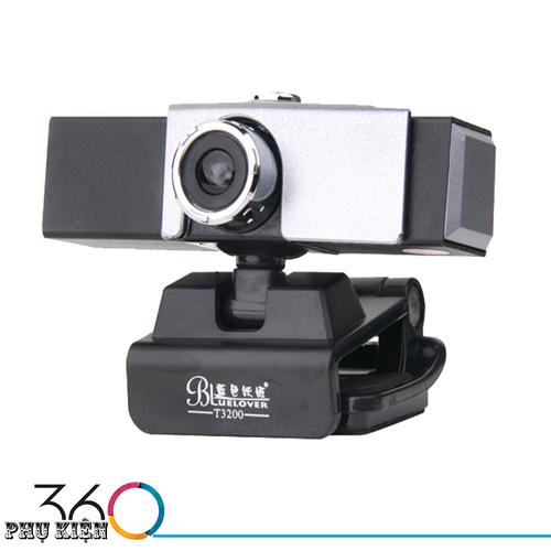 Webcam Cao Cấp Chuyên Dùng Live Stream Bluelover T3200