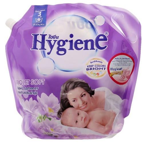 Nước xả làm mềm vải Hygiene Violet Soft màu tím 1800ml Thái Lan - 11307227 , 16257269 , 15_16257269 , 61500 , Nuoc-xa-lam-mem-vai-Hygiene-Violet-Soft-mau-tim-1800ml-Thai-Lan-15_16257269 , sendo.vn , Nước xả làm mềm vải Hygiene Violet Soft màu tím 1800ml Thái Lan