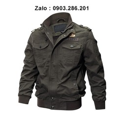áo khoác nam US ARMY - áo khoác lính