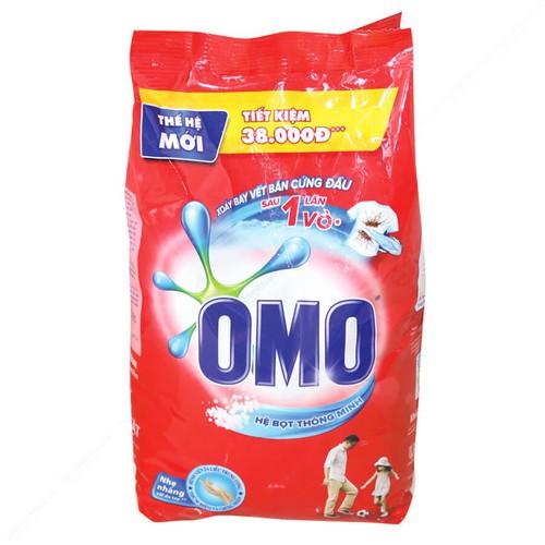 Bột giặt OMO hệ bột thông minh 3kg