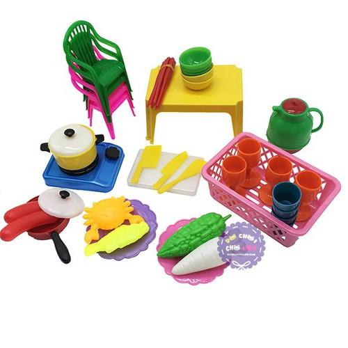 Bộ đồ chơi đồ hàng bàn ghế nấu ăn bằng nhựa Vĩnh Phát - ĐỒ CHƠI CHỢ LỚN - 7910231 , 16259053 , 15_16259053 , 85000 , Bo-do-choi-do-hang-ban-ghe-nau-an-bang-nhua-Vinh-Phat-DO-CHOI-CHO-LON-15_16259053 , sendo.vn , Bộ đồ chơi đồ hàng bàn ghế nấu ăn bằng nhựa Vĩnh Phát - ĐỒ CHƠI CHỢ LỚN