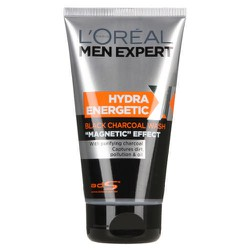 Sữa rửa mặt nam L'Oreal Men Expert Hydra Energetic Black Charcoal Face Wash 150ml