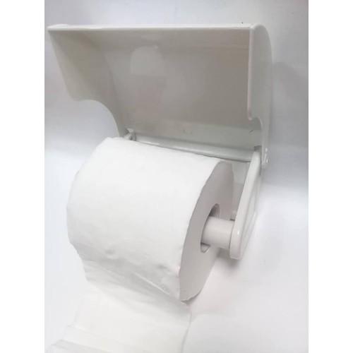 Lô giấy vệ sinh nhựa ABS - phụ kiện nhà tắm - thiết bị vệ sinh -new