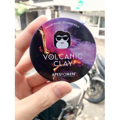 sáp vuốt tóc nam volcanic