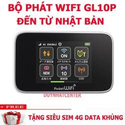 Thiết Bị Phát Sóng Wifi 3G Huawei GL10P - Huawei GL10P Mới