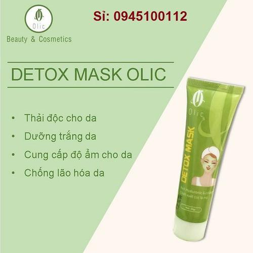 Mặt nạ thải độc da olic detox mask cam kết chính hãng - 11311275 , 16266839 , 15_16266839 , 360000 , Mat-na-thai-doc-da-olic-detox-mask-cam-ket-chinh-hang-15_16266839 , sendo.vn , Mặt nạ thải độc da olic detox mask cam kết chính hãng