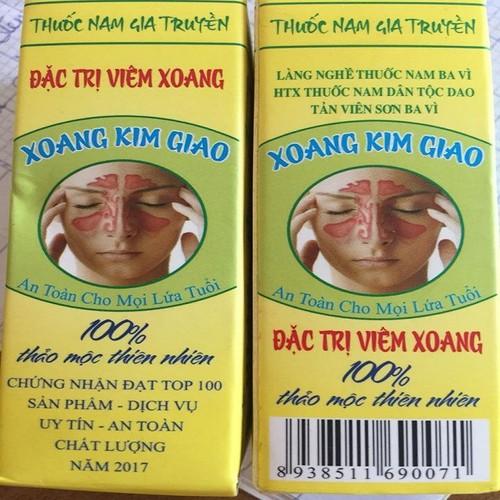 thuốc xoang kim giao - Lý Thu Hà