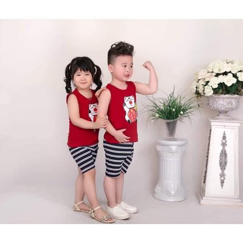 Combo 3 bộ ba lỗ Carter từ 7-20kg cho bé trai bé gái - 6149605 , 16297810 , 15_16297810 , 133000 , Combo-3-bo-ba-lo-Carter-tu-7-20kg-cho-be-trai-be-gai-15_16297810 , sendo.vn , Combo 3 bộ ba lỗ Carter từ 7-20kg cho bé trai bé gái
