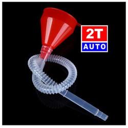 Phễu ống rót xăng dầu máy, chất lỏng, dung môi nước làm mát đa năng cho ô tô xe máy