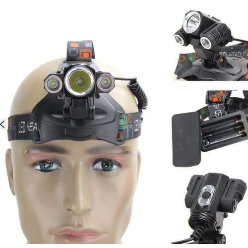 Đèn Đội Đầu Siêu Bền Glare Head