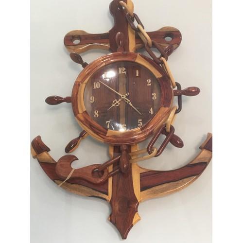 đồng hồ treo tường - gỗ cẩm - 7911993 , 16275704 , 15_16275704 , 2510000 , dong-ho-treo-tuong-go-cam-15_16275704 , sendo.vn , đồng hồ treo tường - gỗ cẩm