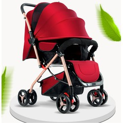 Xe đẩy em bé điều chỉnh tư thế nằm, ngồi