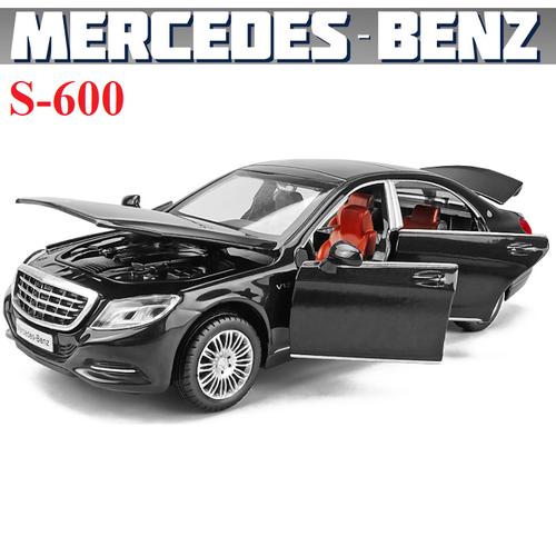 Xe mô hình ô tô MERCEDES BENZ S600 bằng sắt tỉ lệ 1:32 có âm thanh và đèn mở các cửa xe - 4699570 , 16283890 , 15_16283890 , 410000 , Xe-mo-hinh-o-to-MERCEDES-BENZ-S600-bang-sat-ti-le-132-co-am-thanh-va-den-mo-cac-cua-xe-15_16283890 , sendo.vn , Xe mô hình ô tô MERCEDES BENZ S600 bằng sắt tỉ lệ 1:32 có âm thanh và đèn mở các cửa xe