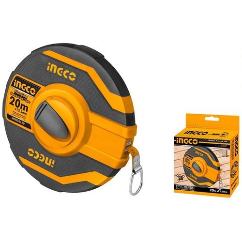 20mx12.5mm Thước dây sợi thủy tinh INGCO HFMT8120