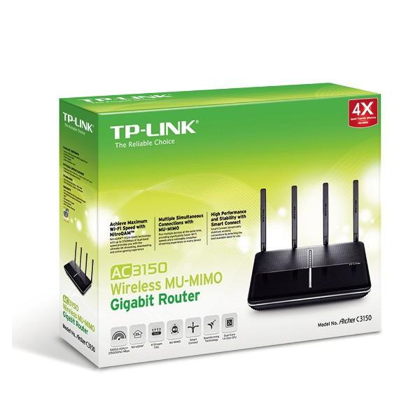 Router Wi-Fi Băng Tần Kép TP-Link Archer C3150 - Archer C3150