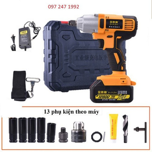 máy siết bulong - máy siết bulong BPP6651
