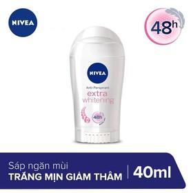 Sáp Ngăn Mùi Trắng Mịn Ngừa Vết Thâm Nivea 40ml _ 82896 - 42096528