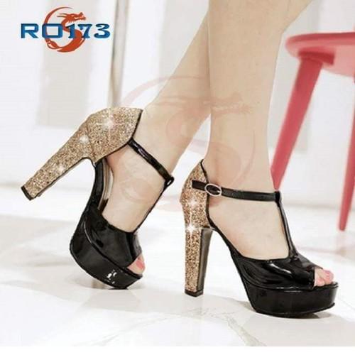 Giày cao gót hở mũi nữ đẹp cá tính hàng hiệu rosata-ro173 - 4699644 , 16283978 , 15_16283978 , 700000 , Giay-cao-got-ho-mui-nu-dep-ca-tinh-hang-hieu-rosata-ro173-15_16283978 , sendo.vn , Giày cao gót hở mũi nữ đẹp cá tính hàng hiệu rosata-ro173