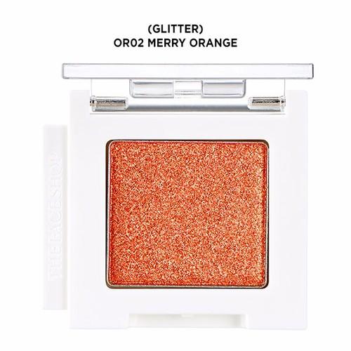 Màu Mắt Nhũ Kim Tuyến Mono Cube Eyeshadow  Glitter 1.6gam