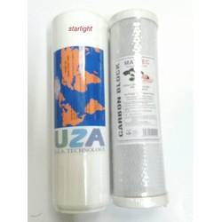 Bộ lõi lọc nước số 2+ số 3 RO dùng cho các loại máy lọc nước RO -new