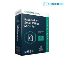 Phần Mềm Diệt Virus Kaspersky Small Office Security KSOS 1 Server + 5 PC - Hàng Chính Hãng