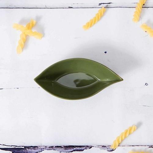 Đĩa lá nhỏ xanh lá đậm GSSD026A6