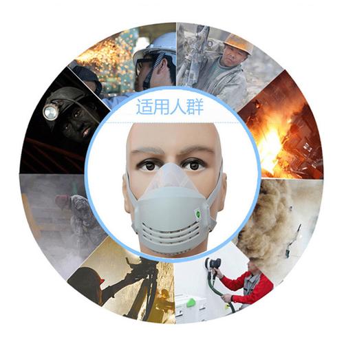 Mặt nạ chống khí độc IQI3443