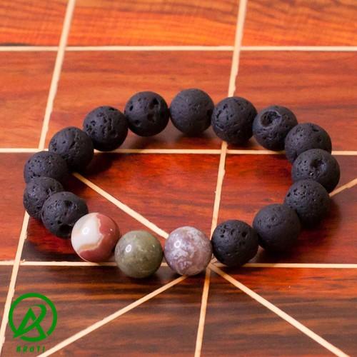 Vòng Tay Phong thủy Mệnh Thủy- Vòng phong thủy đá núi lửa mix mã não đa sắc 12 ly V217-12 - 6124661 , 16281969 , 15_16281969 , 800000 , Vong-Tay-Phong-thuy-Menh-Thuy-Vong-phong-thuy-da-nui-lua-mix-ma-nao-da-sac-12-ly-V217-12-15_16281969 , sendo.vn , Vòng Tay Phong thủy Mệnh Thủy- Vòng phong thủy đá núi lửa mix mã não đa sắc 12 ly V217-12
