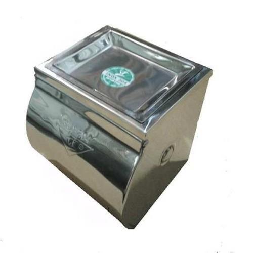 Hộp đựng giấy vệ sinh inox 304 cao cấp có khay để điện thoại hoặc gạt tàn - phụ kiện nhà tắm - thiết bị vệ sinh -new - 11314508 , 16274429 , 15_16274429 , 325000 , Hop-dung-giay-ve-sinh-inox-304-cao-cap-co-khay-de-dien-thoai-hoac-gat-tan-phu-kien-nha-tam-thiet-bi-ve-sinh-new-15_16274429 , sendo.vn , Hộp đựng giấy vệ sinh inox 304 cao cấp có khay để điện thoại hoặc gạ